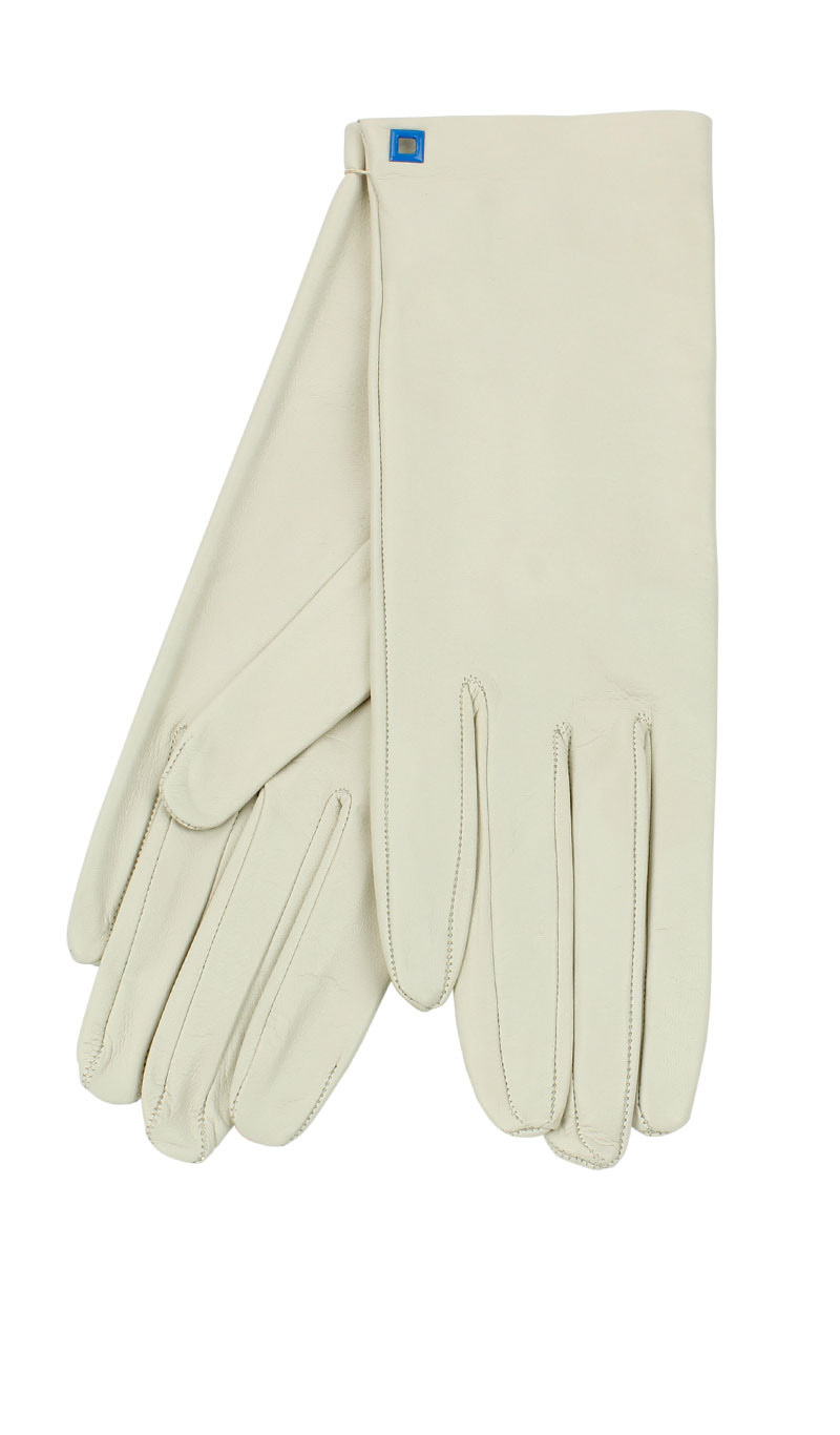 Women glove Classic Unlined Beige