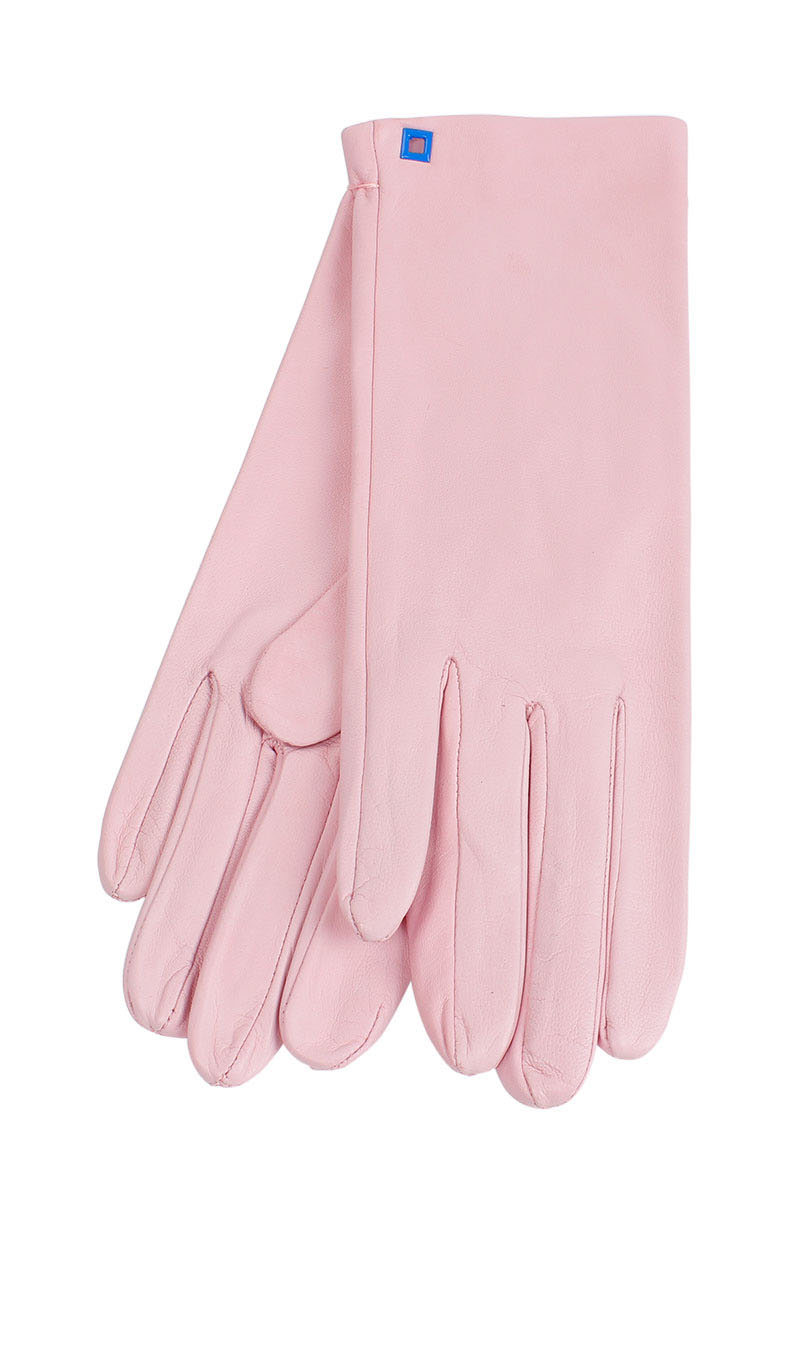 Women glove Classic Unlined Baby Pink