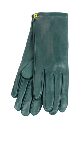 Classic Silk Lined Hunter Green