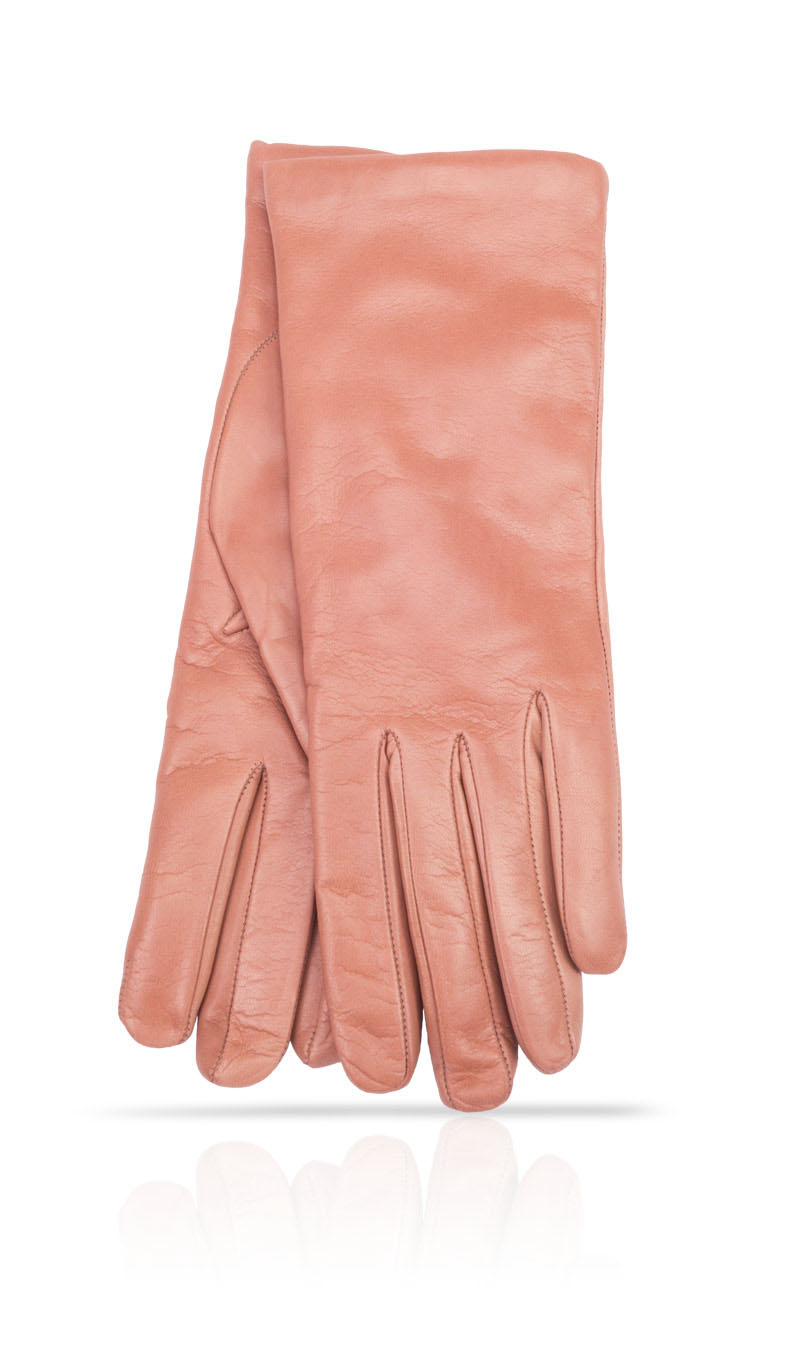 Women glove Classic Silk Lined Onion