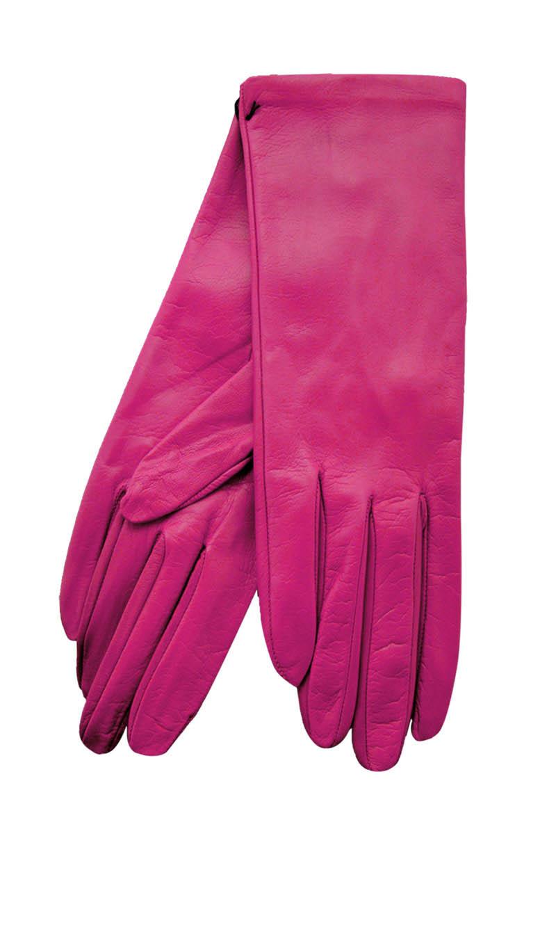 b959c640fdbd Women glove Classic Cashmere Lined Fuchsia gLOVEme