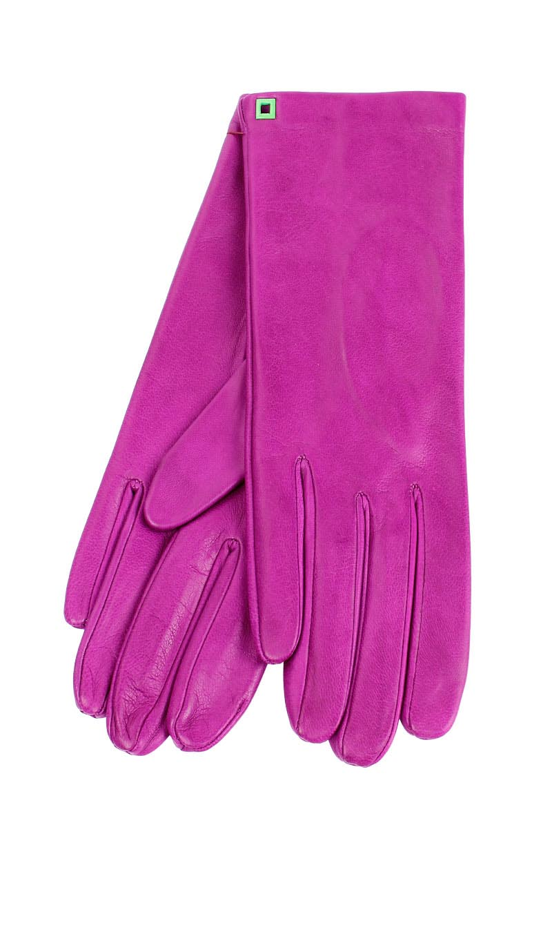 Women glove Classic Cashmere Lined Cardinal