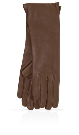 6 In. Cashmere Lined Dark Brown