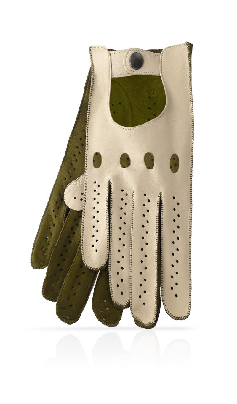 Driving gloves unlined - Women Glove Woman Driving Gloves Unlined Desert Kaki Green