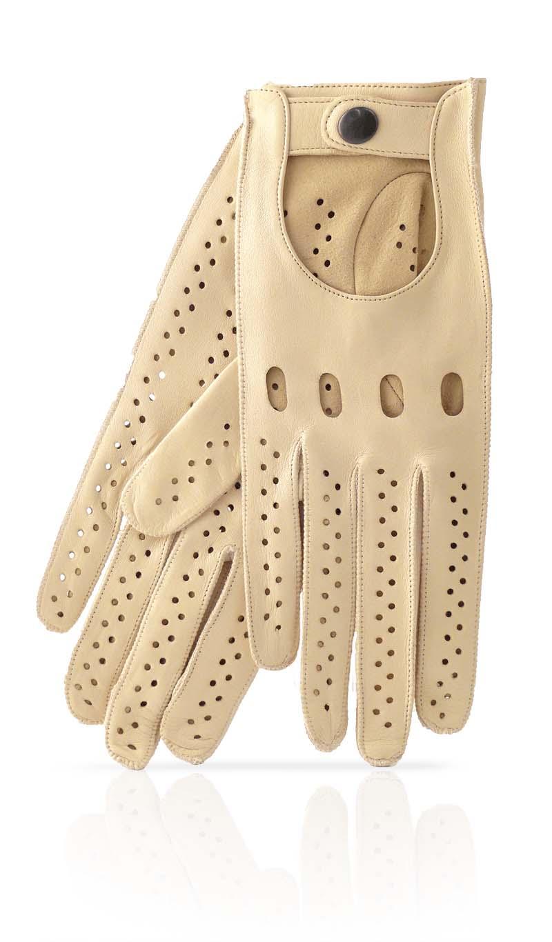 Driving gloves unlined - Women Glove Woman Driving Gloves Unlined Beige Beige
