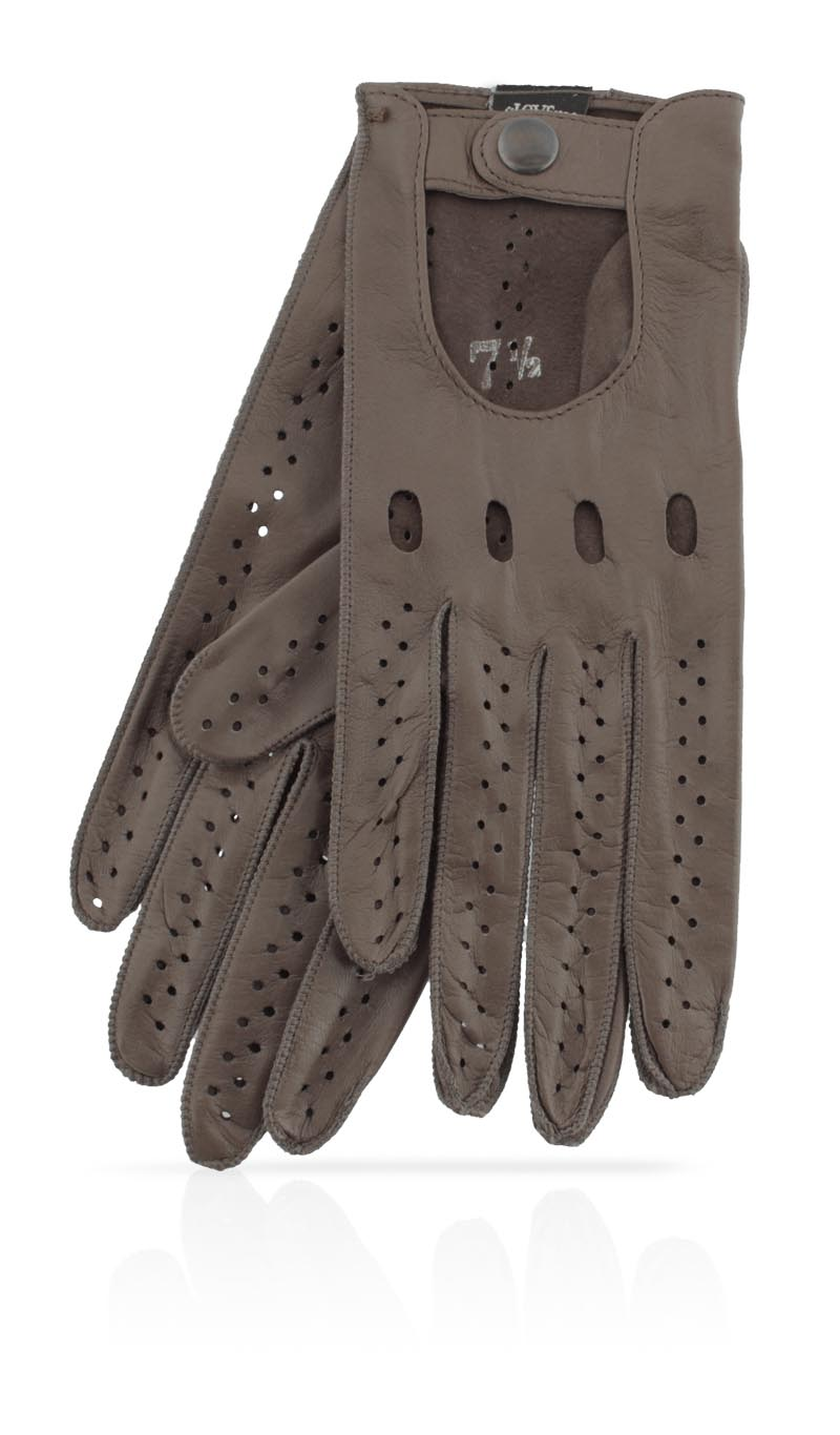 Women glove Woman Driving Gloves Unlined Mud/Mud