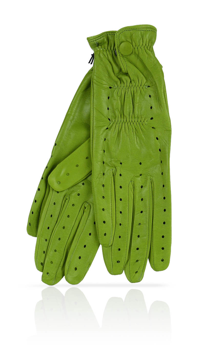 Women glove Golf Lime Green/Lime Green