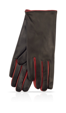 I-Glove Black/Gucci Red