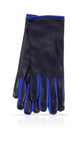 I-Glove Lady Forchette Fod. Cash. Nero/Blu Reale