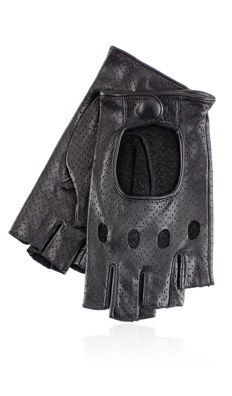 damen handschuh grace driving lady fingerless perforated. Black Bedroom Furniture Sets. Home Design Ideas
