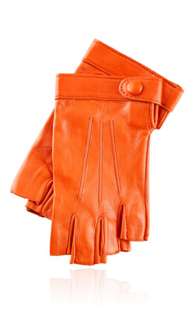 Rania 3C Fingerless Orange