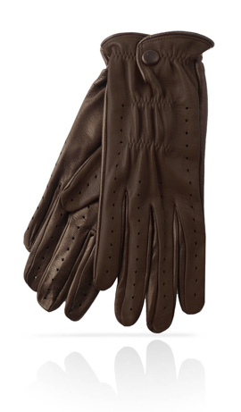 Golf Man Dark Brown/Dark Brown