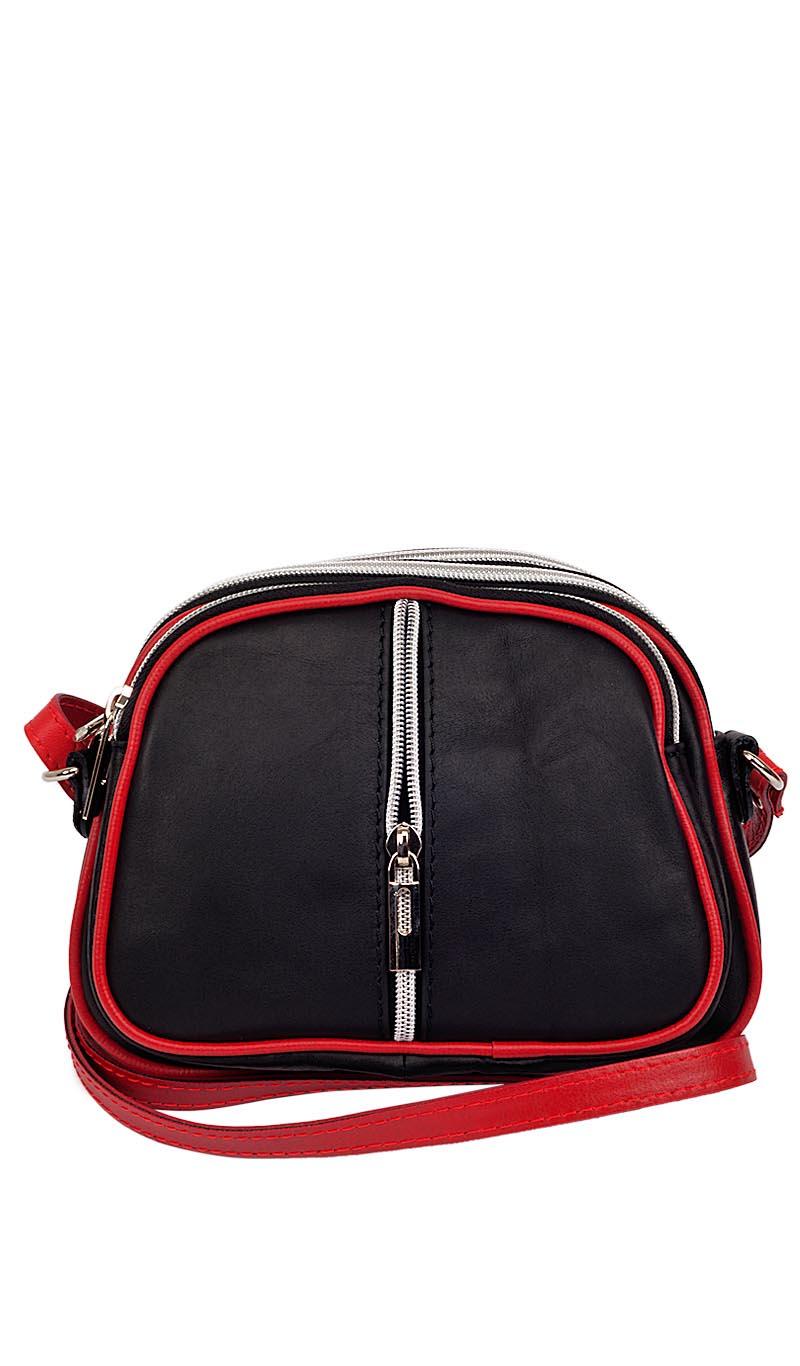 0225e8f1ebfa Bag 4 ZXL Black Valentino Red gLOVEme