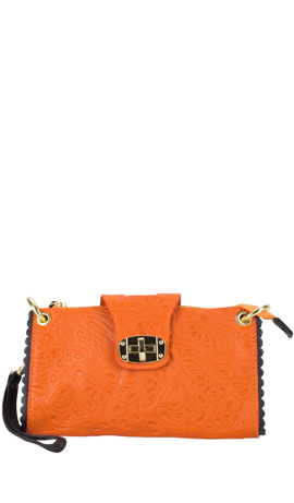 MARGAUX Orange/Black