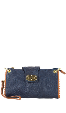 MARGAUX Midnight Blue/Buff
