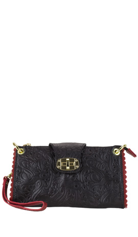MARGAUX Black/Gucci Red
