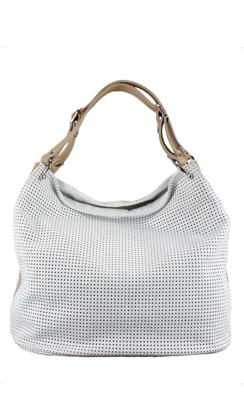 57af8413e464 Bag DAIQUIRI White Tortora gLOVEme