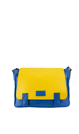 XAVIERE Royal Blue/Yellow