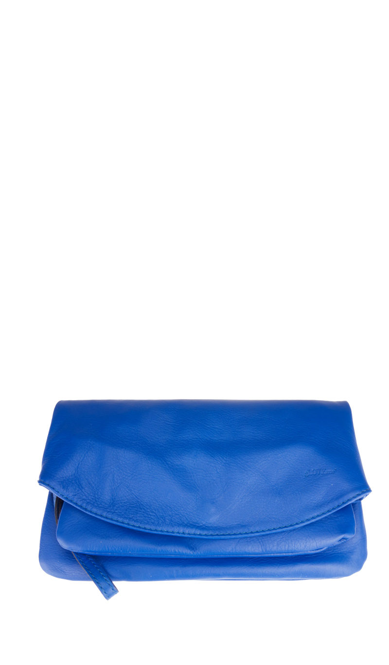 Bag PRISCA MAXI Electric Blue