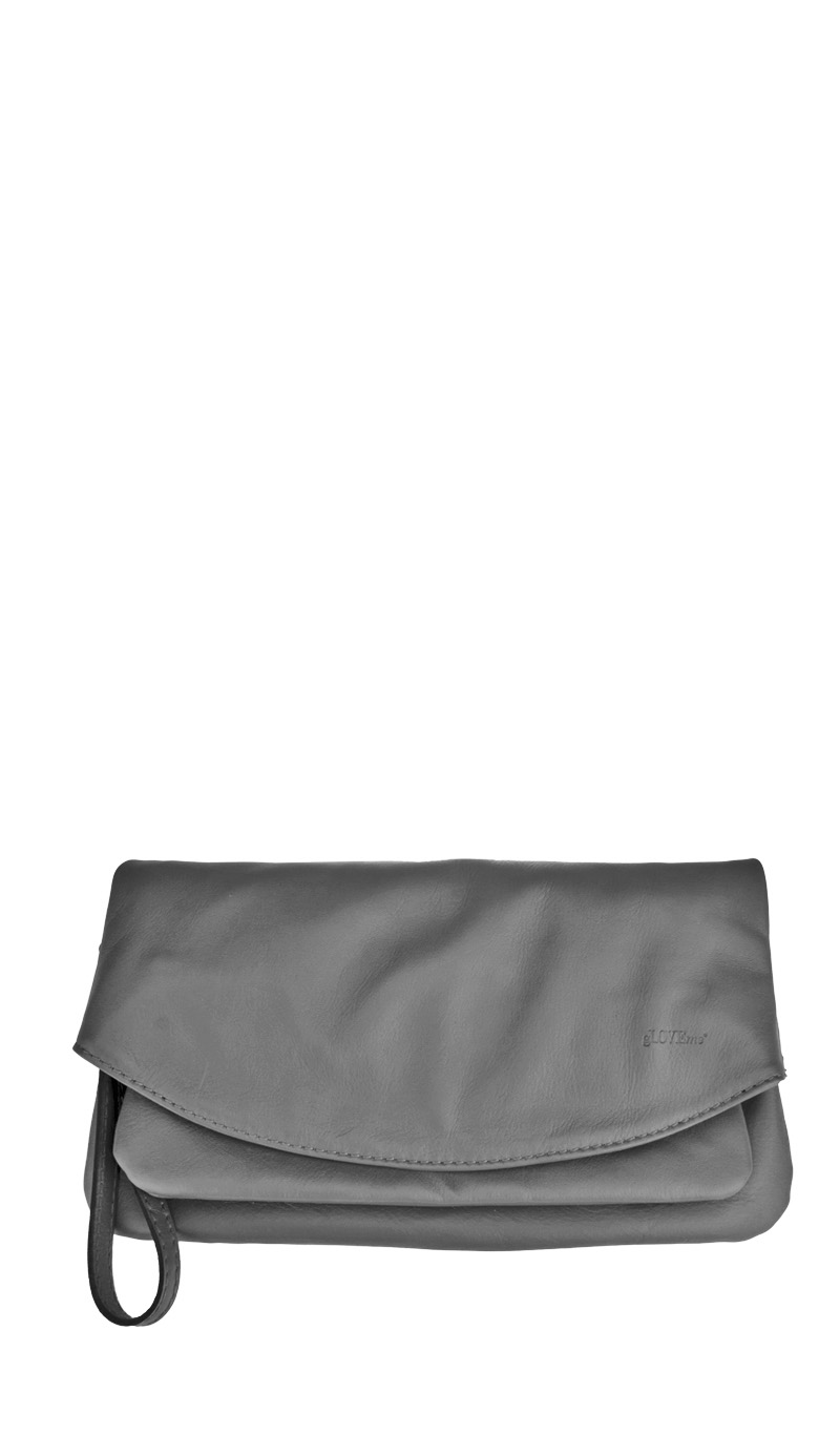 Bag PRISCA MAXI Smoke Gray