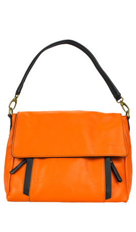 MARGUERITE ALETTE Orange/Black