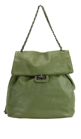 KARINE BACKPACK Kaki Green