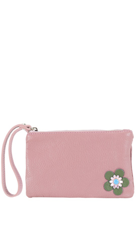 CAMILLA FLOWER ZIP