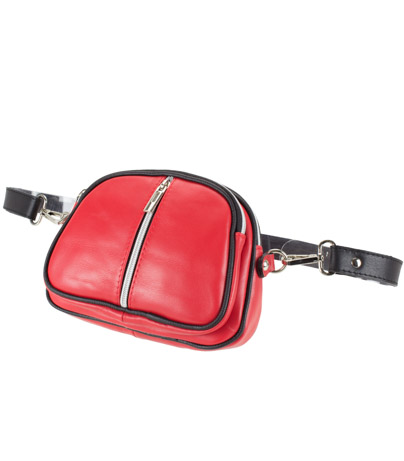 BUMmeBAG Valentino Red/Black