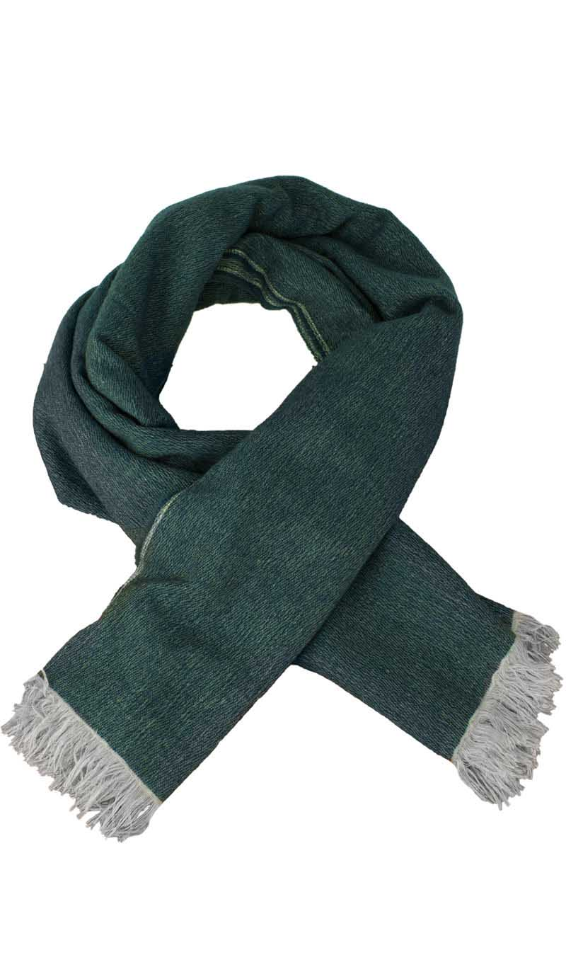 Scarve STOLA CHIKA VWPC Hunter Green