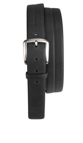 GRINGO 3,5 CM with Buckle Black
