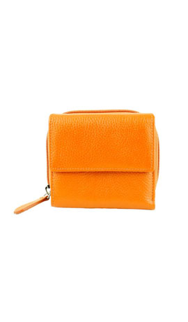 HIBISCUS Wallet Lady Little Arancione