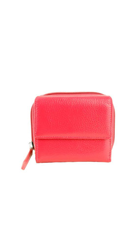 HIBISCUS Wallet Lady Little Fuxia