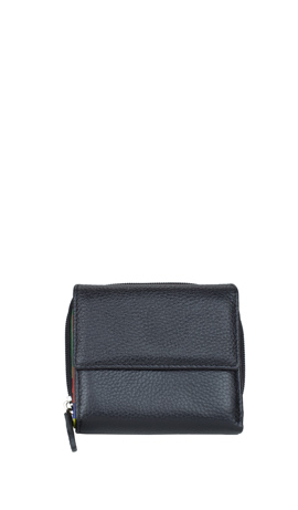 HIBISCUS Wallet Lady Little Black