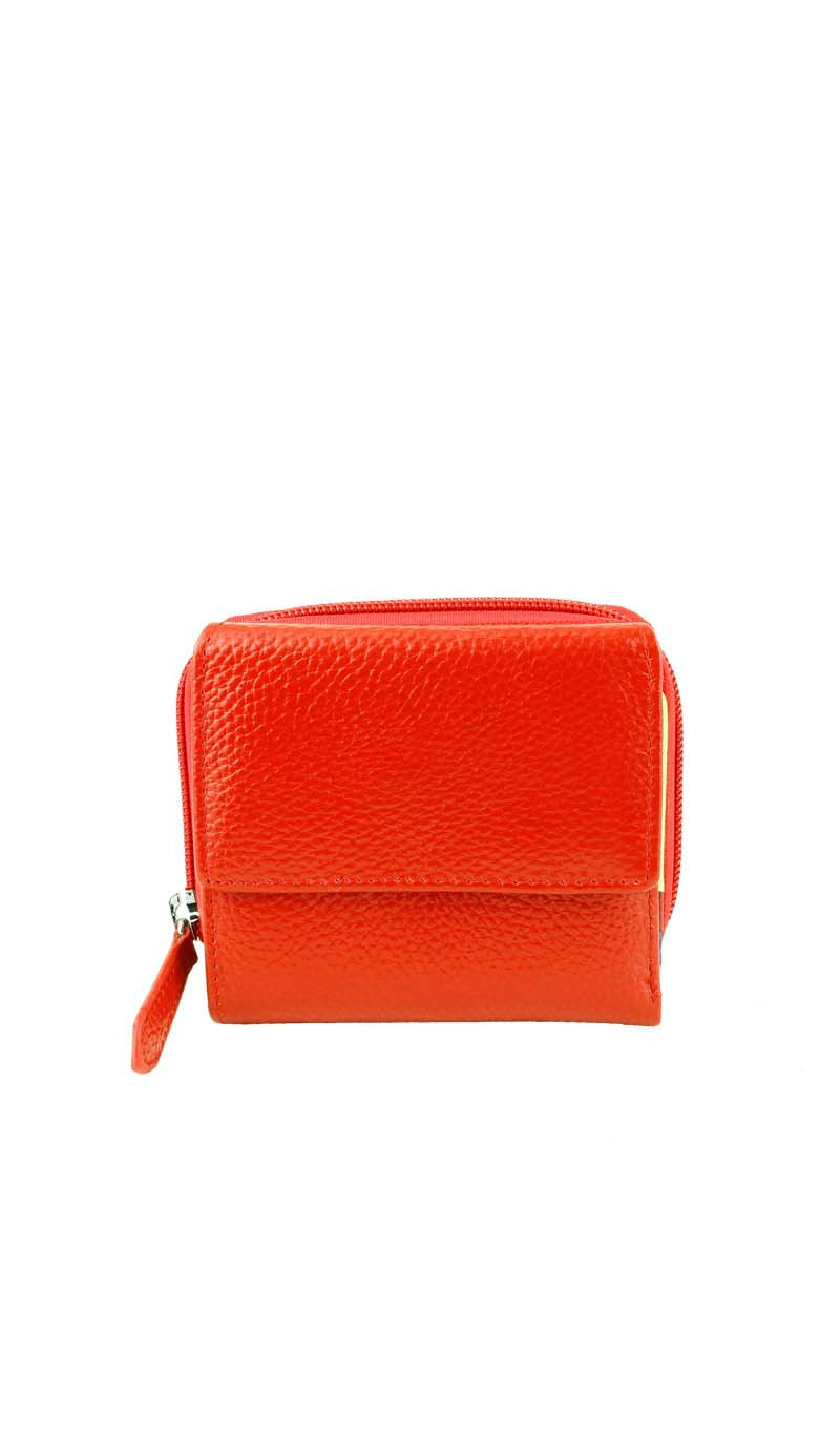 Wallet HIBISCUS Wallet Lady Little Red