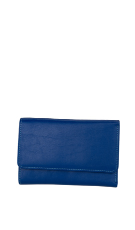 CAMOMILLA Wallet Lady Medium Elektrischblau