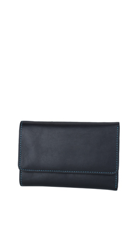 CAMOMILLA Wallet Lady Medium Black