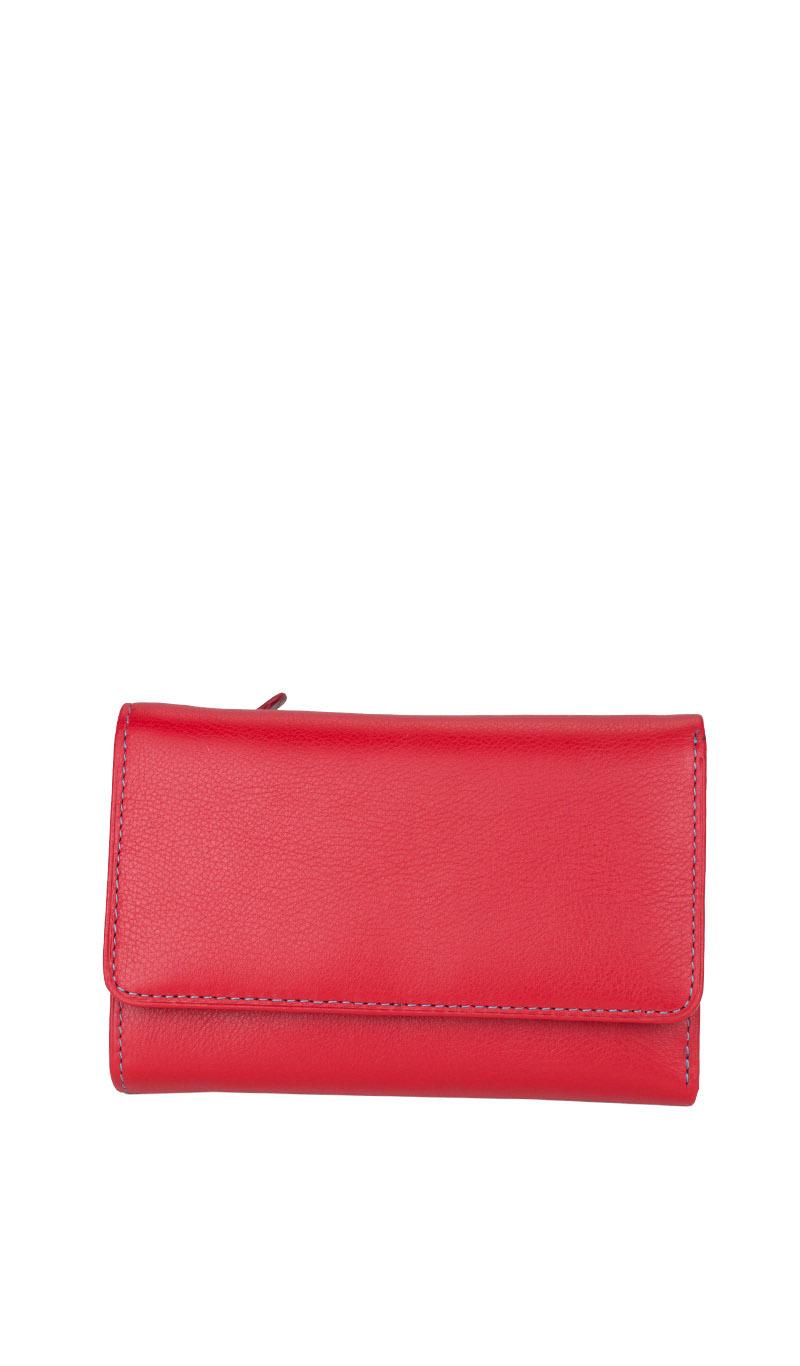 porte monnaie camomilla wallet lady medium rouge valentino gloveme. Black Bedroom Furniture Sets. Home Design Ideas