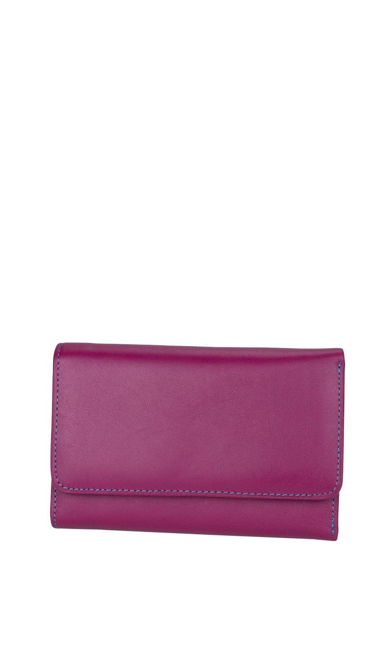 nuovo prodotto fb954 196c7 Portafoglio CAMOMILLA Wallet Lady Medium Fuxia gLOVEme