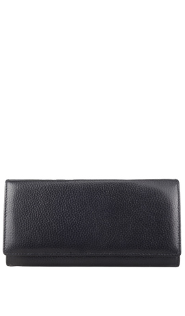 FIORDALISO Wallet Lady Big Black