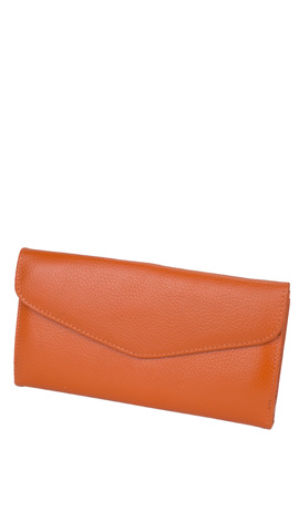 MAGNOLIA Wallet Lady Big Double Orange