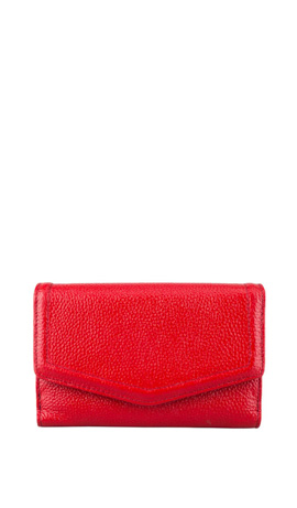 CALENDULA Wallet Lady Double Medium Rot