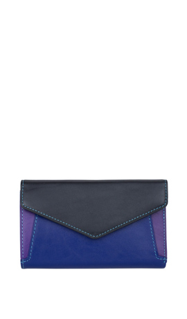 LAVANDA Wallet Lady Medium Black