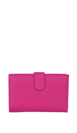 MALVA Wallet Lady Medium Fuchsie