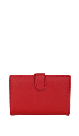 MALVA Wallet Lady Medium Red